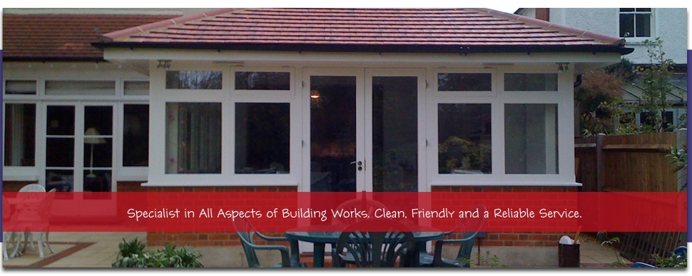 Professional Builders Based in West Molesey